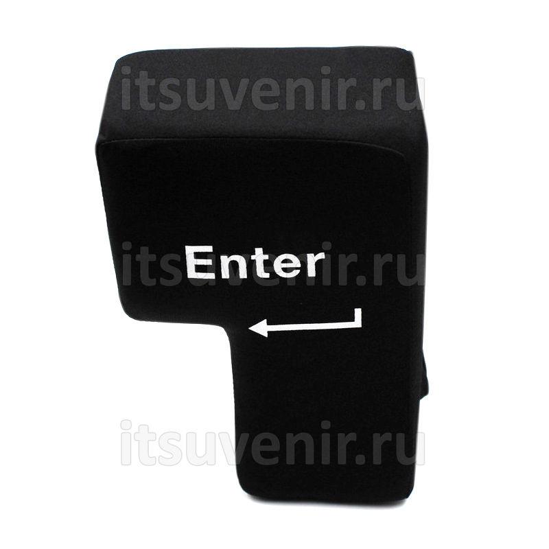 Кнопка антистресс Enter